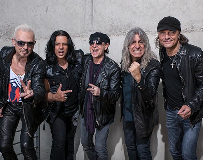 Scorpions em Lisboa