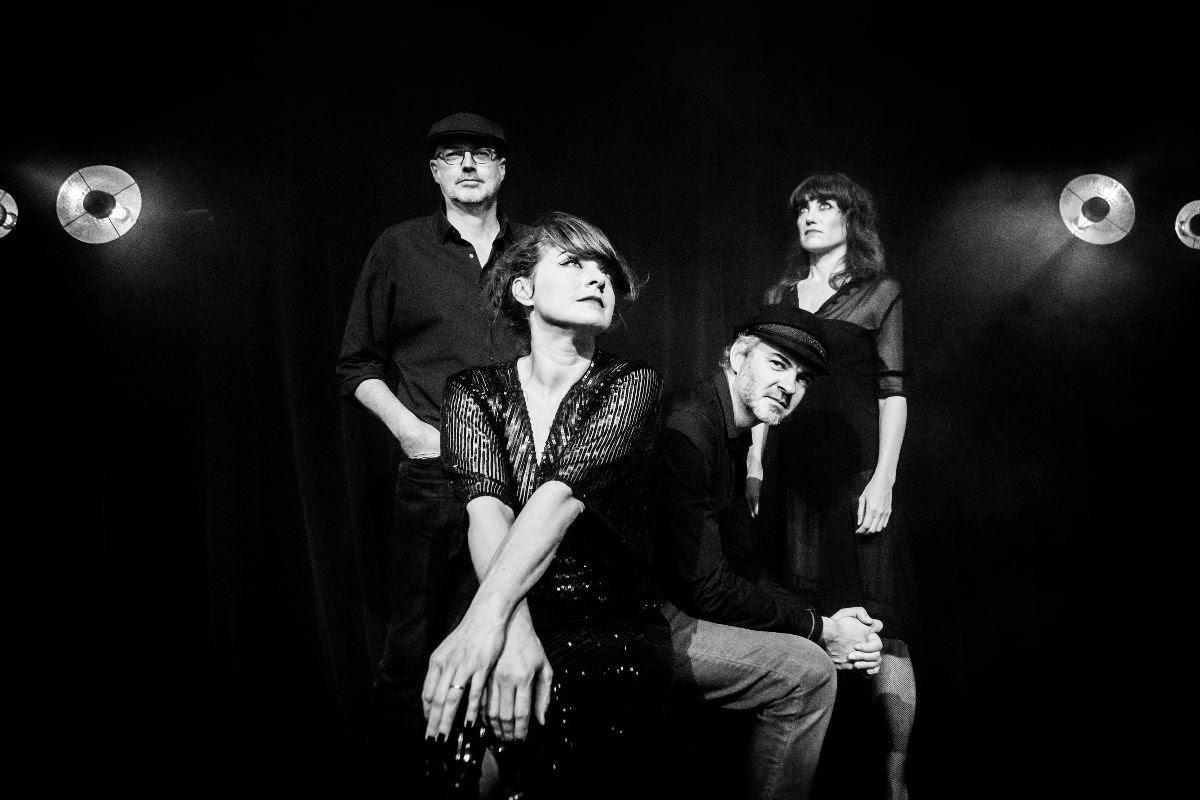 Década e meia de vida dos Nouvelle Vague celebrada em palco