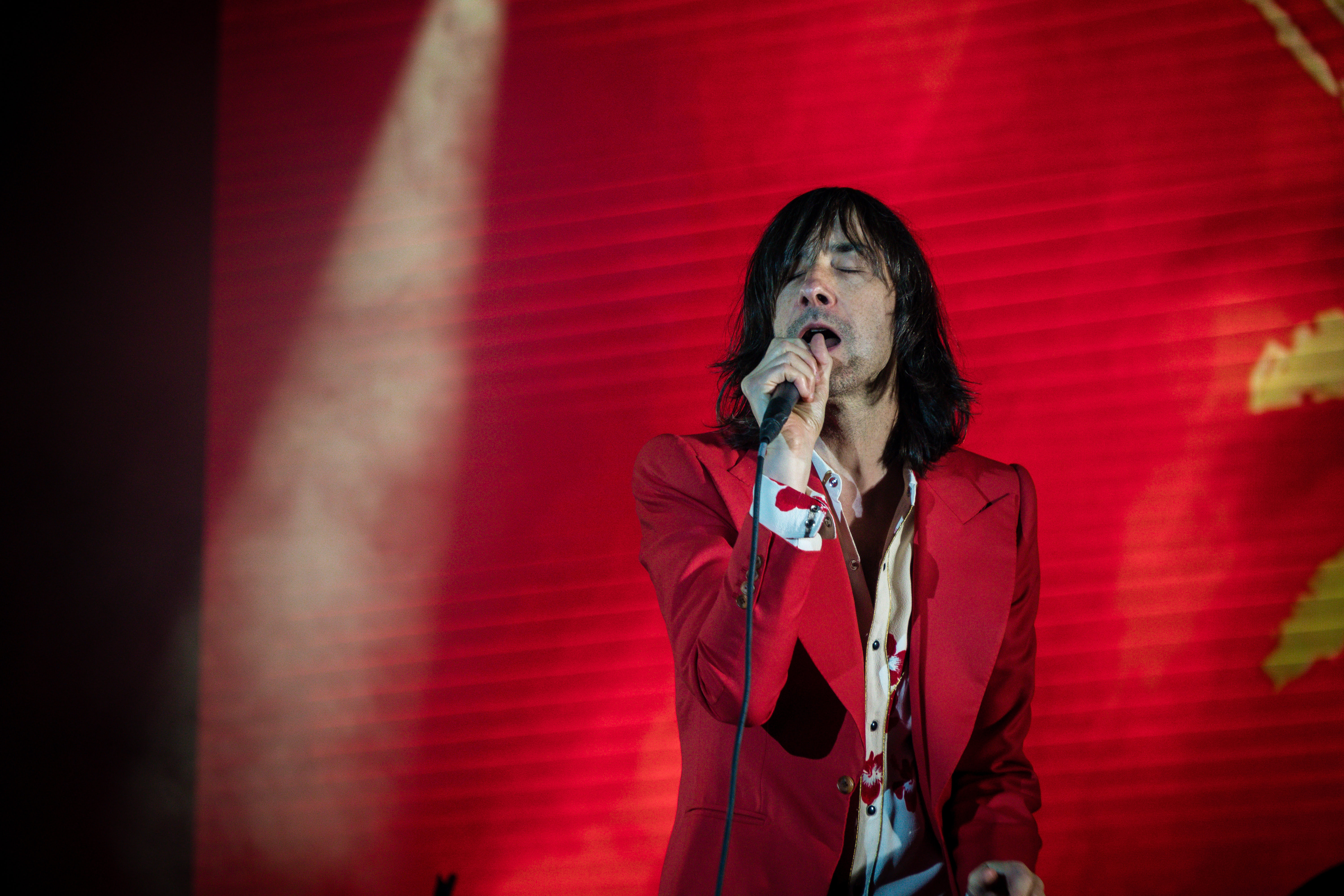 Primal Scream no NOS Alive