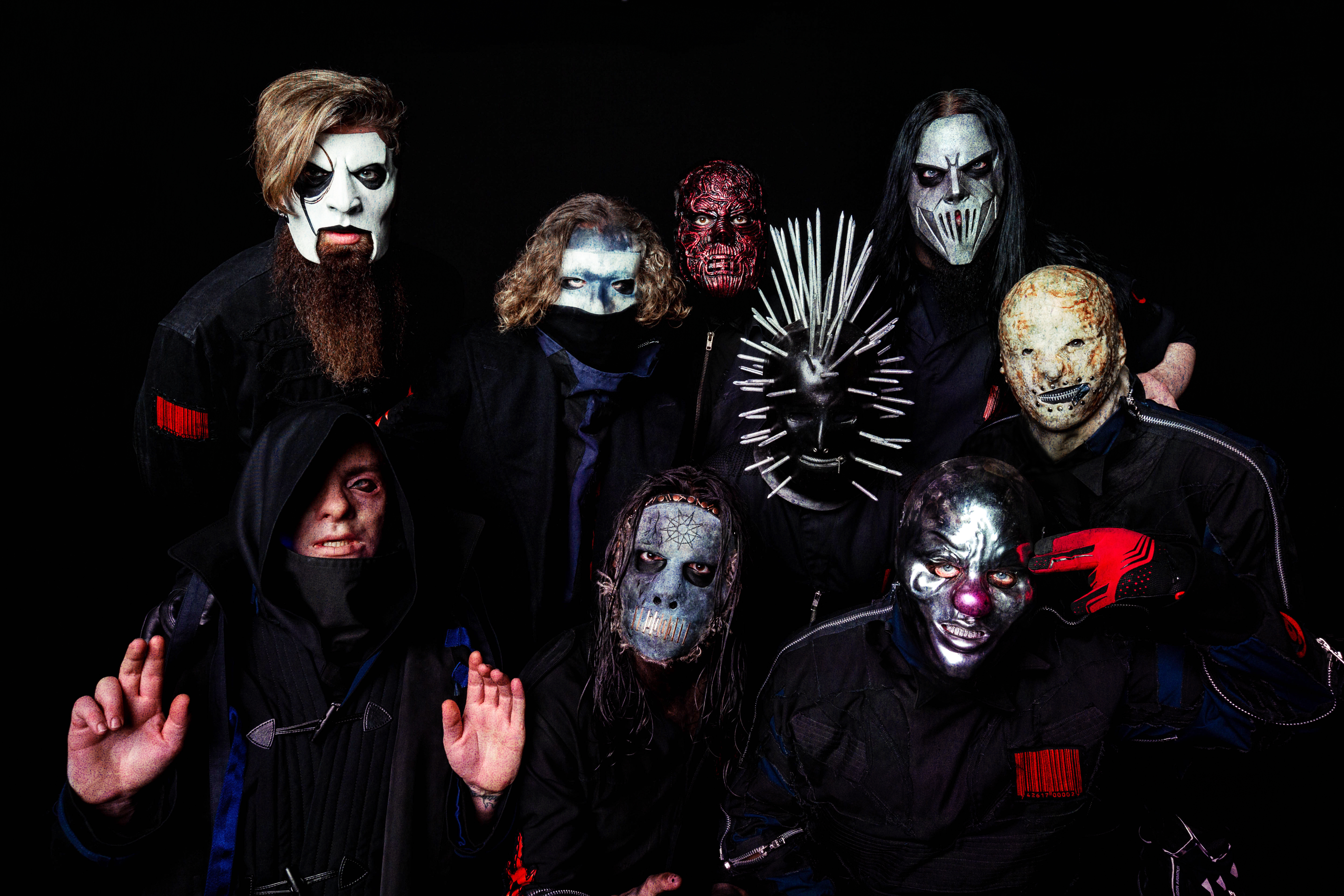 We Are Not Your Kind é o novo álbum dos Slipknot
