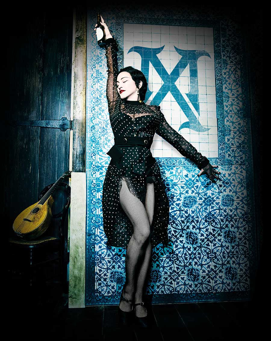 Madonna leva Madame X ao Coliseu dos Recreios
