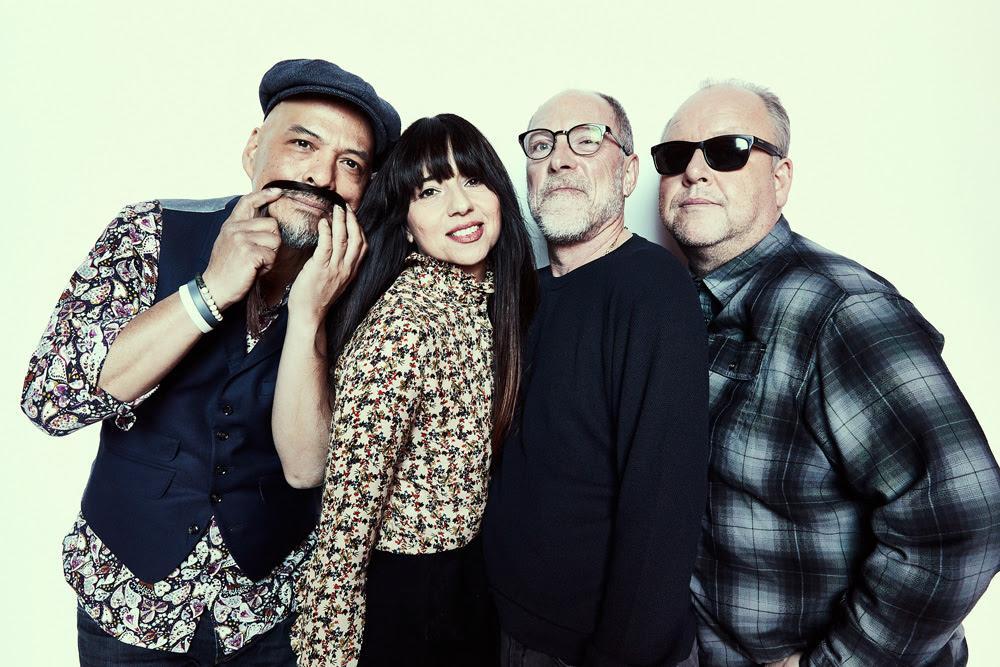 Novo álbum dos Pixies já está disponível