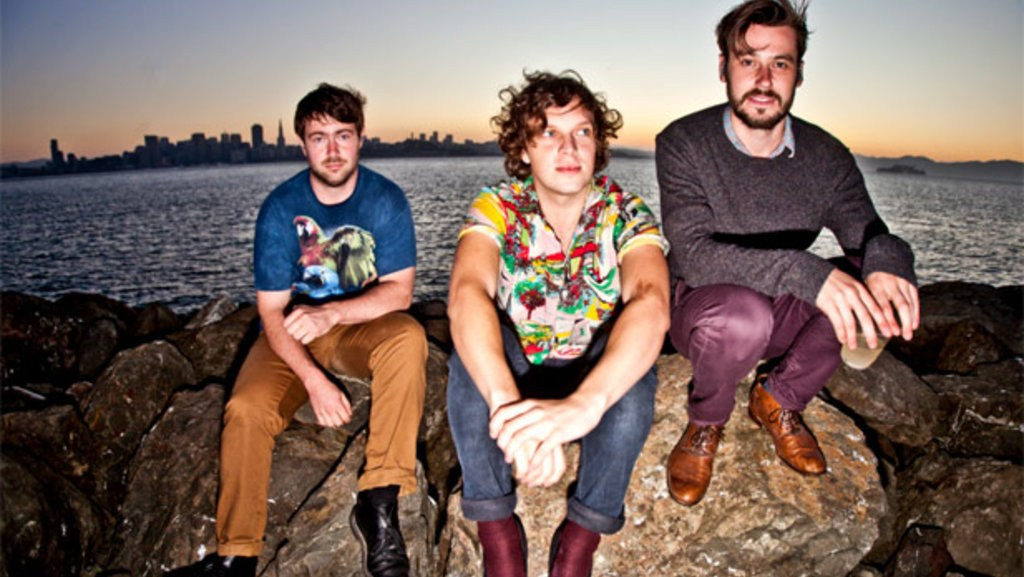 Friendly Fires no Super Bock Em Stock