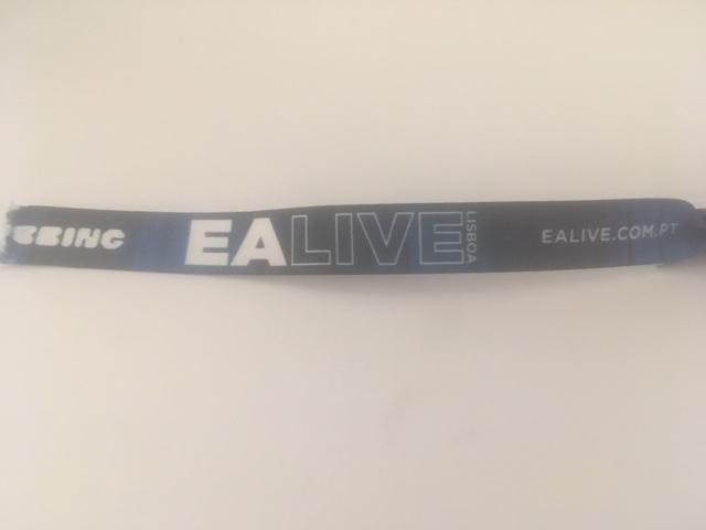 EA Live, Campo Pequeno, 12 de Outubro