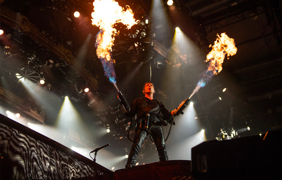 Iron Maiden no Estádio Nacional