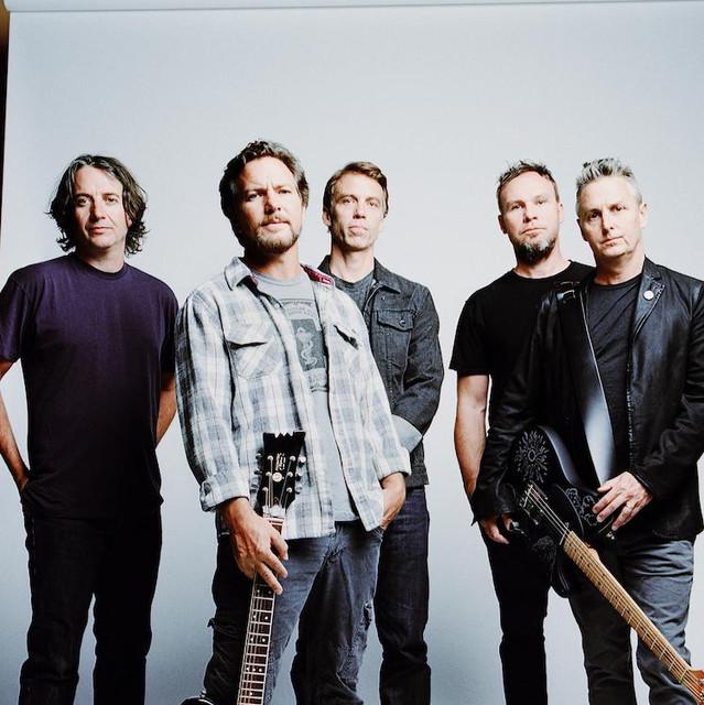 Gigaton é o novo álbum dos Pearl Jam