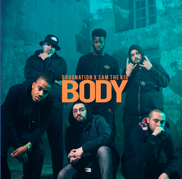 """Body"" reúne GROGNation e Sam The Kid"