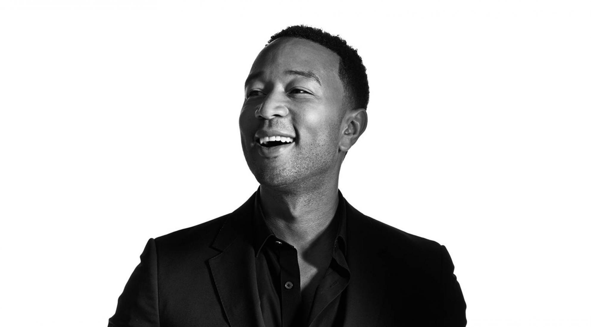 John Legend apresenta Bigger Love