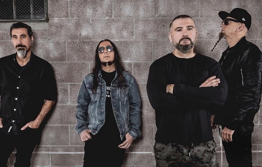 System of a Down confirmados para VOA – Heavy Rock Festival