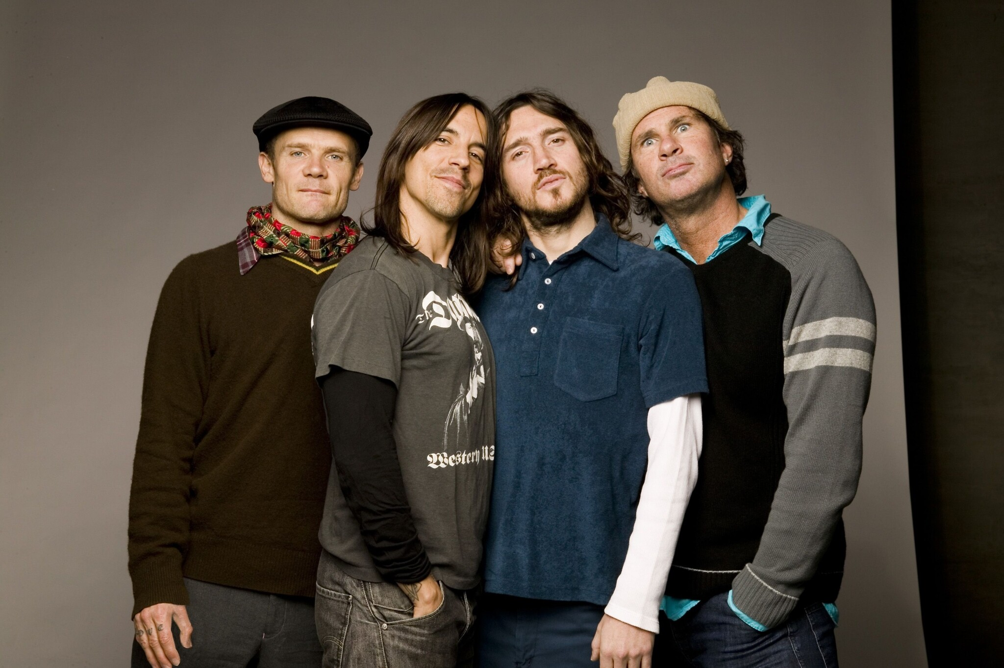 Red Hot Chili Peppers no NOS Alive