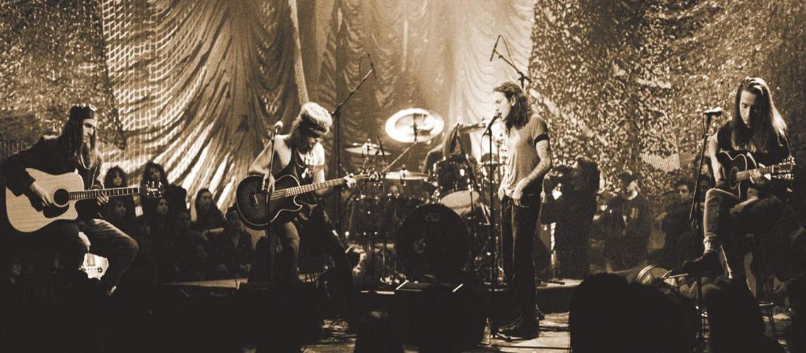 Pearl Jam editam MTV Unplugged