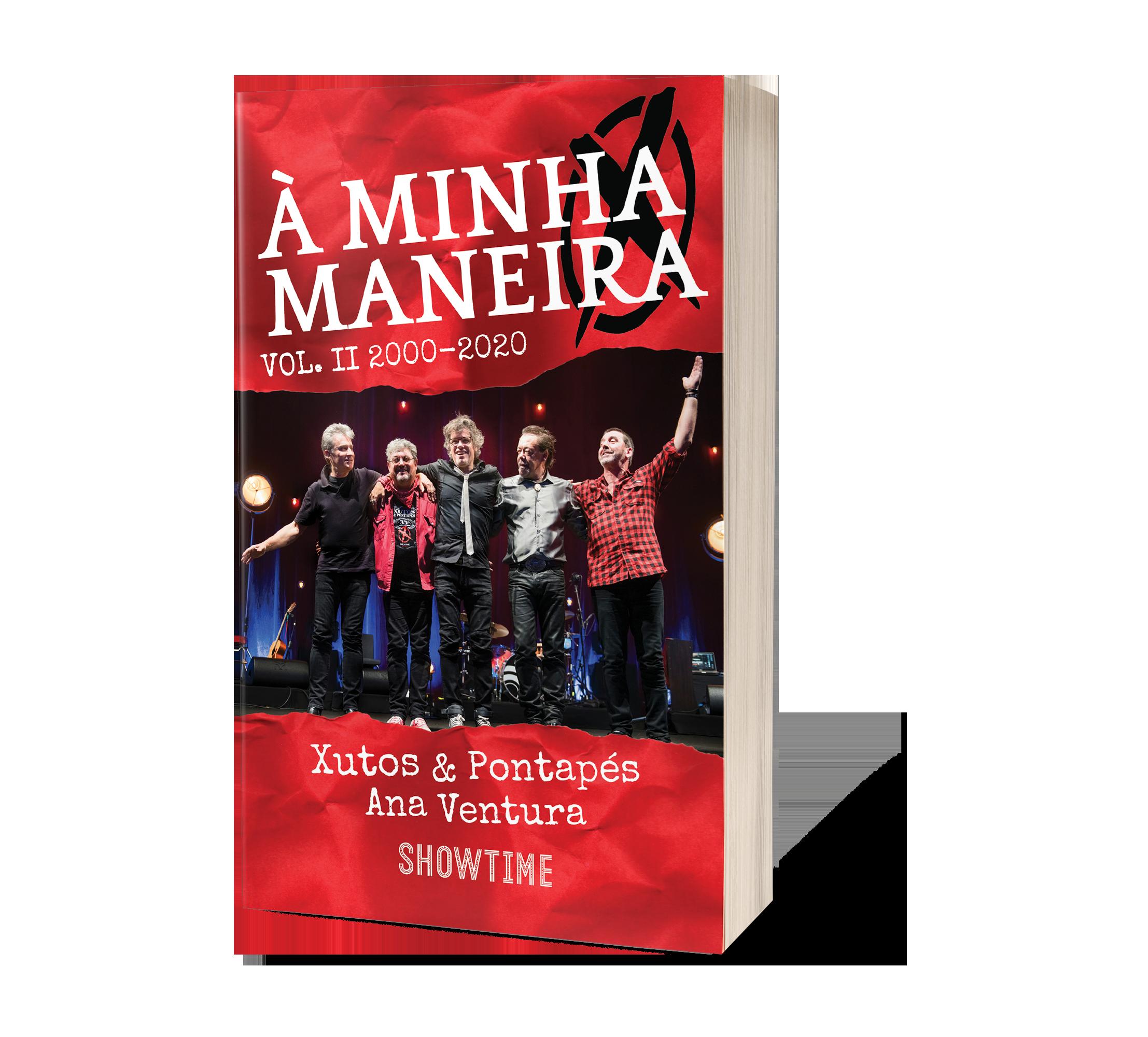Segundo volume de À Minha Maneira vai ser editado a 20 de Outubro