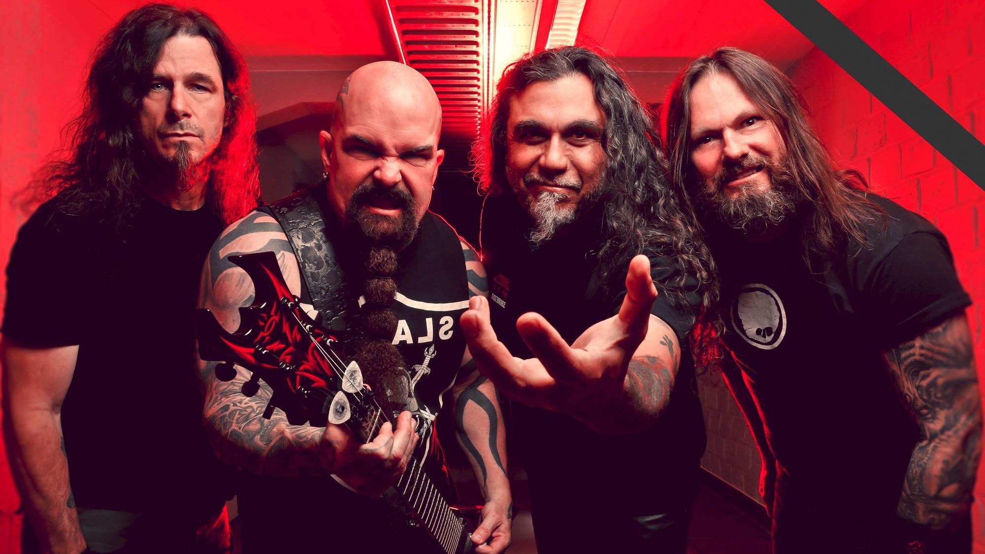 Slayer regressam a Portugal em Junho