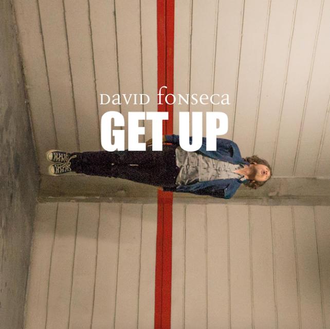 """""""Get Up"""" marca o regresso de David Fonseca"""