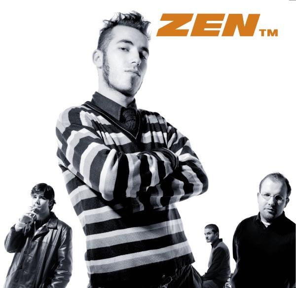 Zen reeditados