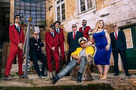 Cais Sodré Funk Connection regressam com Back On Track