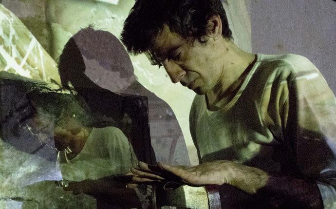 Manel Cruz, O Gajo e Luís Portugal no Artes À Vila