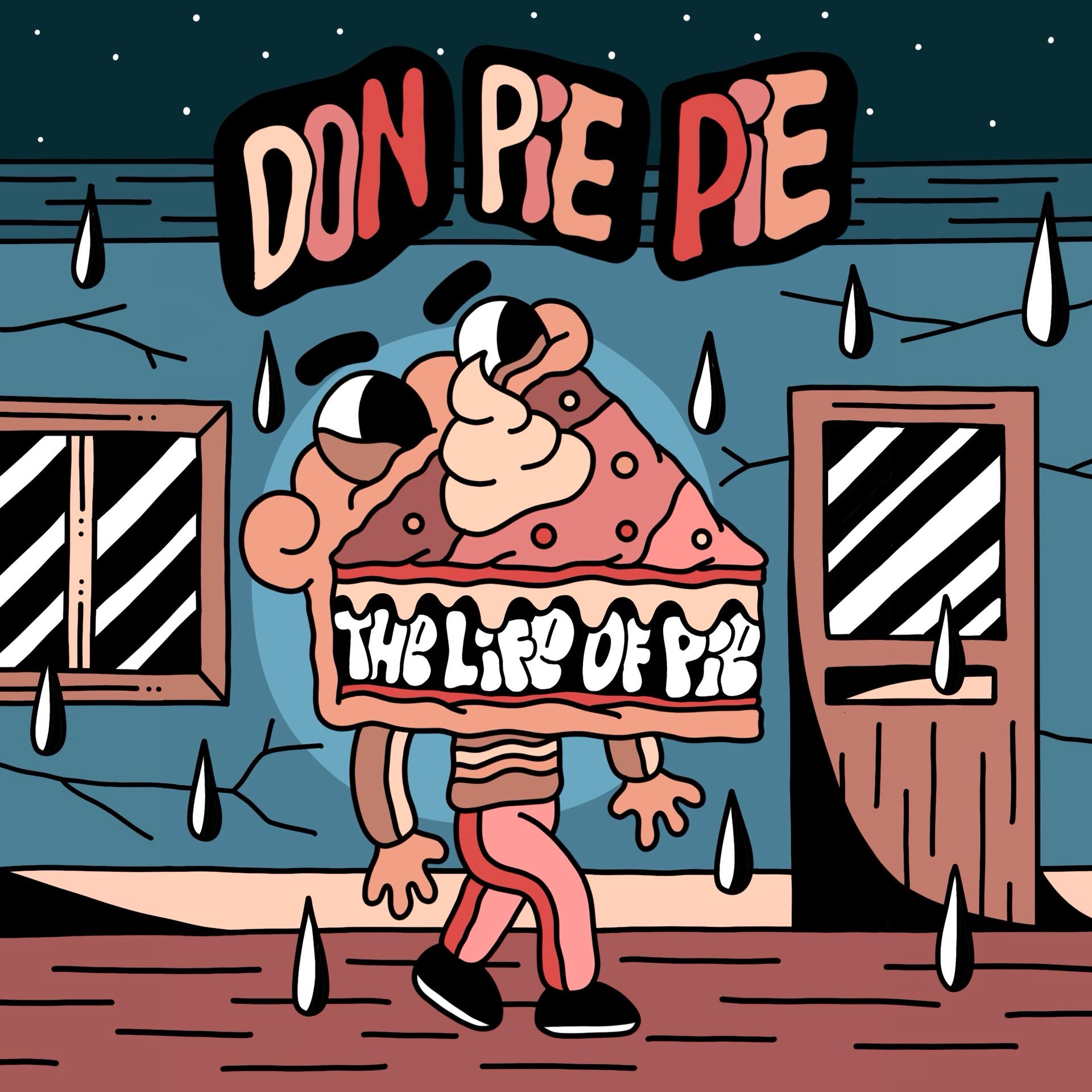 Don Pie Pie estreiam-se em cassete