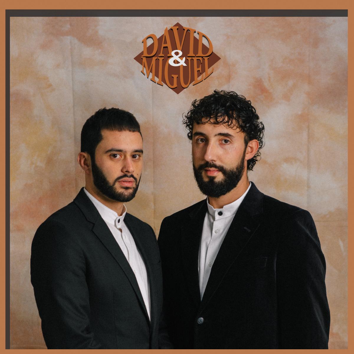 Palavras Cruzadas é o primeiro álbum de David & Miguel
